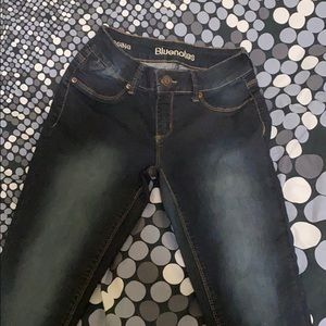 blue notes taylor low rise jegging